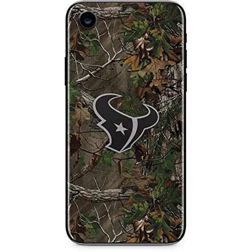 Skinit Houston Texans Realtree Xtra Green Camo iPhone XR Skin - Officially Licensed NFL Phone Decal - Ultra Thin, Lightweight Vinyl Decal Protection