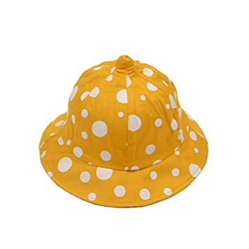 e3ad3588 Amazon.com: Colorful Baby Sun Protection Hat Infant Floppy Cap Cotton Sun  Hat 1-3 Years Old: Baby