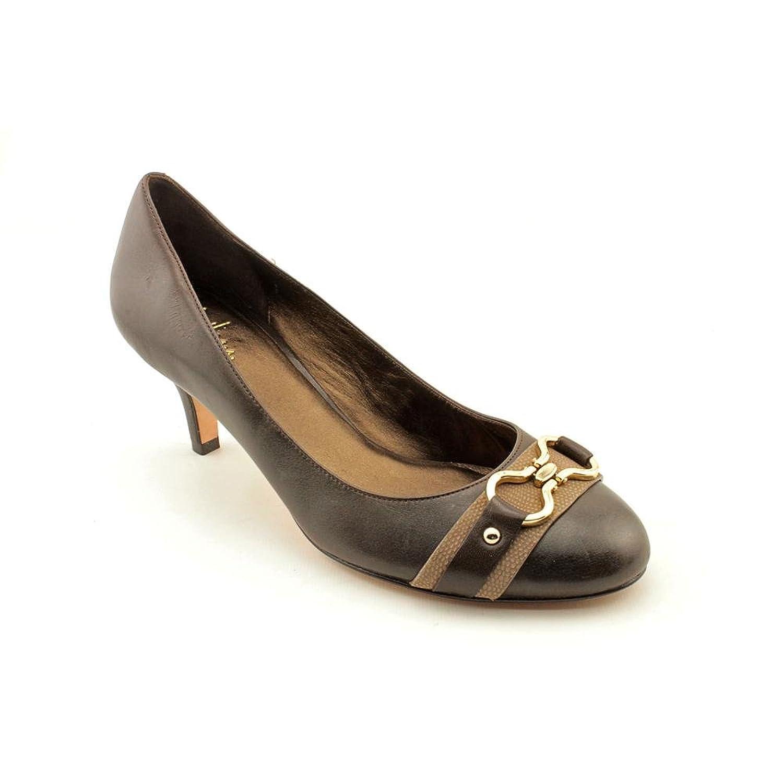 Cole Haan Womens AIR Lainey Drk Choc/Greige Leather Pump Heels Shoes 8 B B00A4JMQWM Parent