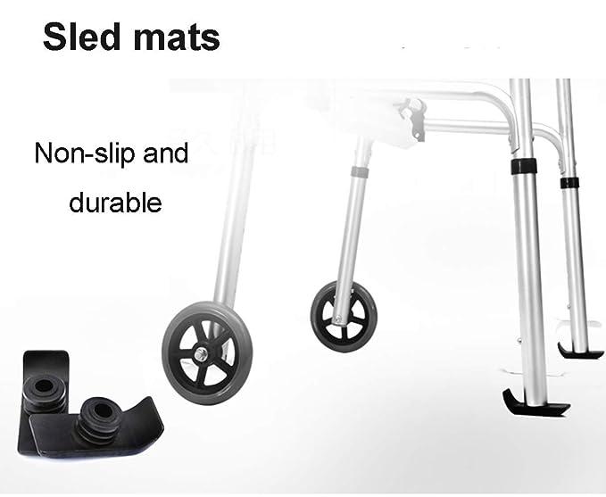 OUUCL-OT Andador de Andador Plegable Ajustable for Personas ...