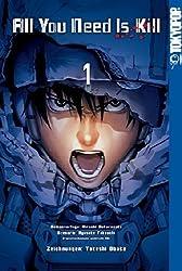 All You Need Is Kill Manga 01: The Edge of Tomorrow by Obata, Takeshi, Sakurazaka, Hiroshi, Takeshi, Ryosuke (2014) Perfect Paperback