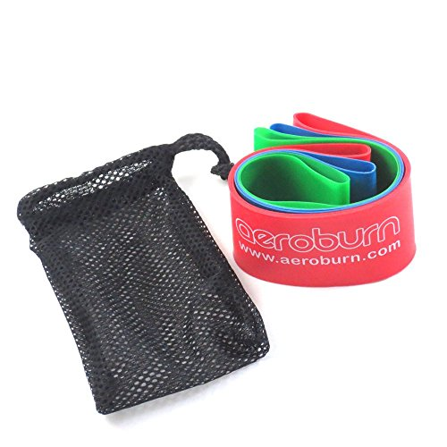Exercise Loop Bands From Aeroburn