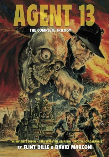 Download Agent 13: The Complete Trilogy pdf epub