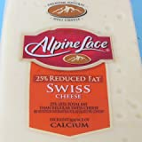 Swiss Cheese Reduced Fat (25% less fat) 8oz by HolanDeli