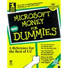 Microsoft Money 98 for Dummies with Other by Peter Weverka (1997-11-03)