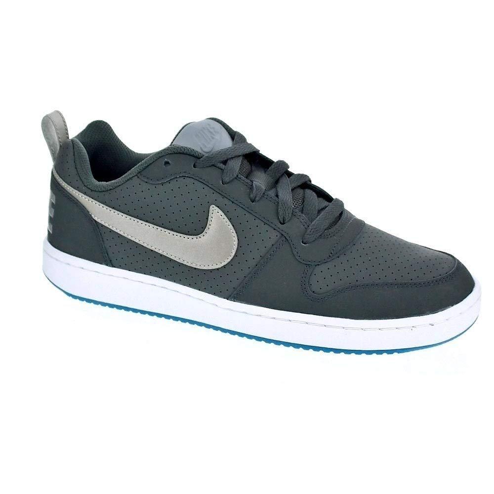 Nike Nike Court BGoldugh Low - anthracite mtlc pewter-Grün a