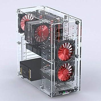 Kit de Montaje de Carcasa de Ordenador de PC refrigerada ...