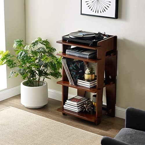 Amazon.com: Crosley Soho - Soporte giratorio y grabador ...