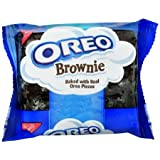 Oreo Brownies 3 oz. (Pack of 12)