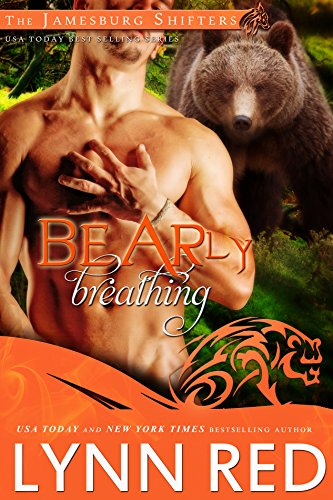 Bearly Breathing (Alpha Werebear Shifter Paranormal Romance) (The Jamesburg Shifters Book 4) Kindle Edition