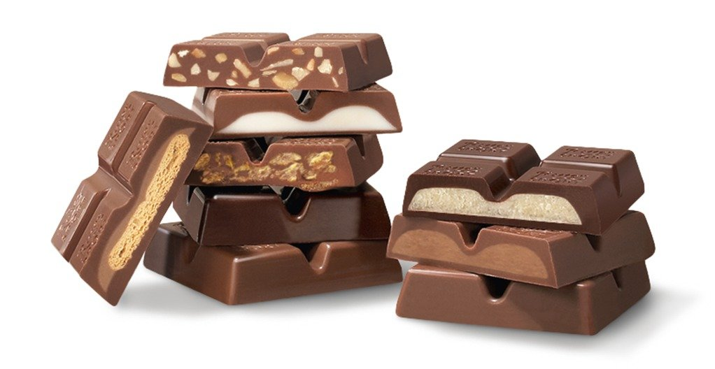 RITTER SPORT: Individual Mini Bars Display: 84 Count by Ritter Sport (Image #2)