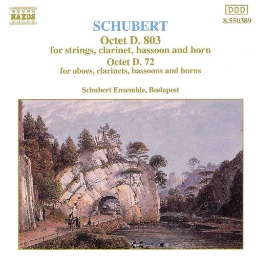 Schubert: Octets, D. 803 And D. 72 ()