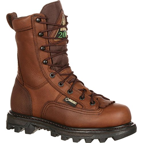 - ROCKY Bearclaw 3D Gore-TEX Waterproof 200G Insulated Outdoor Boot Black