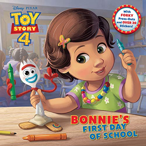 Book Doll First - Bonnie's First Day of School (Disney/Pixar Toy Story 4) (Pictureback(R))