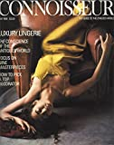 img - for Connoisseur Magazine, The Guide to the Civilized World May 1988, Vol. 218, N  916: The Conscience of the Anitique World, Luxury Lingerie, How to Pick a Top Decorator book / textbook / text book