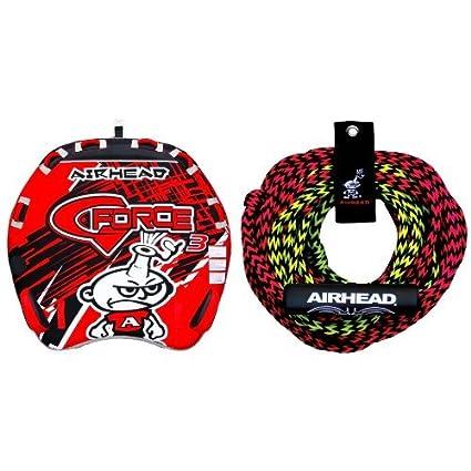Amazon.com: AIRHEAD AHGF-3 G-Force - Cuerda de tubo ...