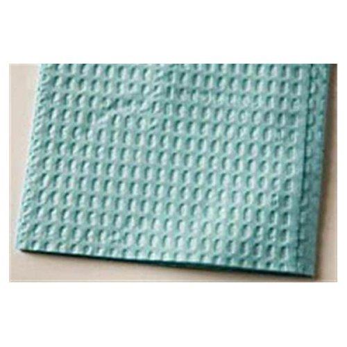 WP000-917413 917413 917413 TIDI Bibs 17''x18'' 3Ply+Poly Blue 500/Ca Tidi Products LLC
