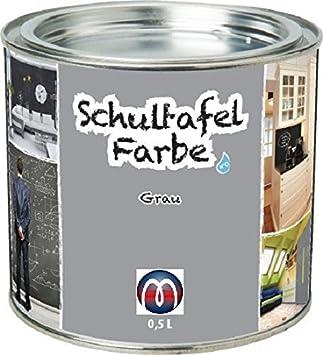 Tafellack Farben tafelfarbe schultafel lack 0 5 l dose tafel lack wandtafelfarbe