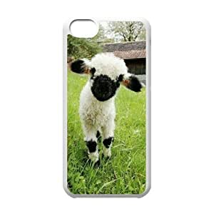 GTROCG Sheep Pattern Phone Case For Iphone 5C [Pattern-1]