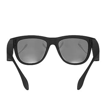 Docooler G1 Gafas de Sol Polarizadas con Auriculares Bluetooth de Conducción ósea Auriculares Inalámbricas SmartTouch Stereo Music Auriculares con ...