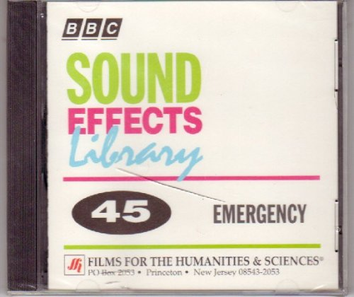 Sound Effects Library #45 Emergency