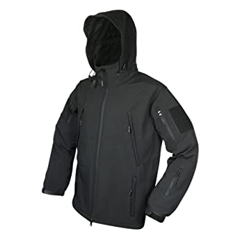 0ab09f663682b Viper Special Ops Soft Shell Jacket Black: Amazon.co.uk: Sports & Outdoors