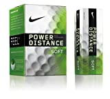 Nike Power Distance Soft Dozen Golf Balls, Outdoor Stuffs