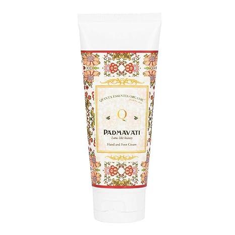 Quinta Essentia Organic Padmavathi Hand and Foot Cream 4f37de9252