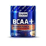 USN BCAA Power Punch 400 g Tangerine Performance and Stamina Drink Powder