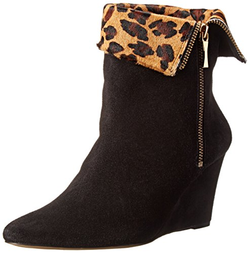 kate spade new york Women's Volte Boot,Black,7.5 M US