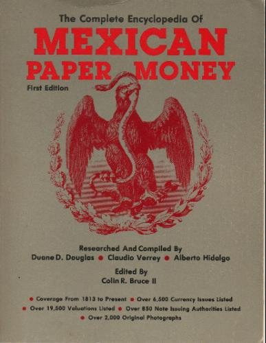 Mexican paper money