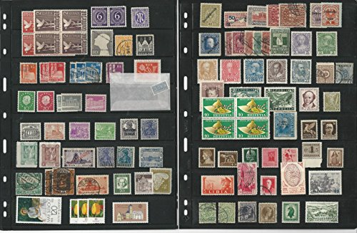 Review Worldwide Stamp Collection on