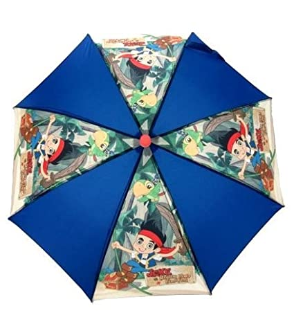 Jake And The Neverland Pirates Umbrella Nylon