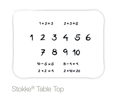 Stokke Table Top: Amazon.co.uk: Baby
