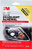 3M 39186 Quick Headlight Renewal