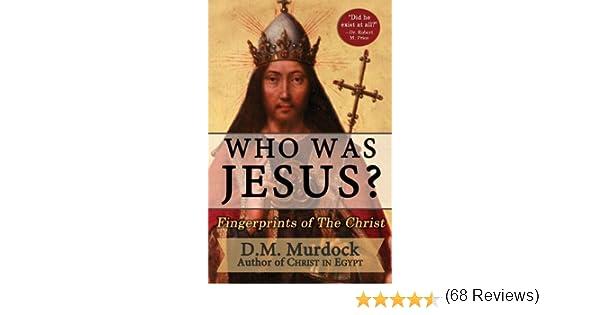 Who Was Jesus? Fingerprints of The Christ - Kindle edition by D.M. ...