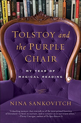 Image of Tolstoy and the Purple Chair: My Year of Magical Reading