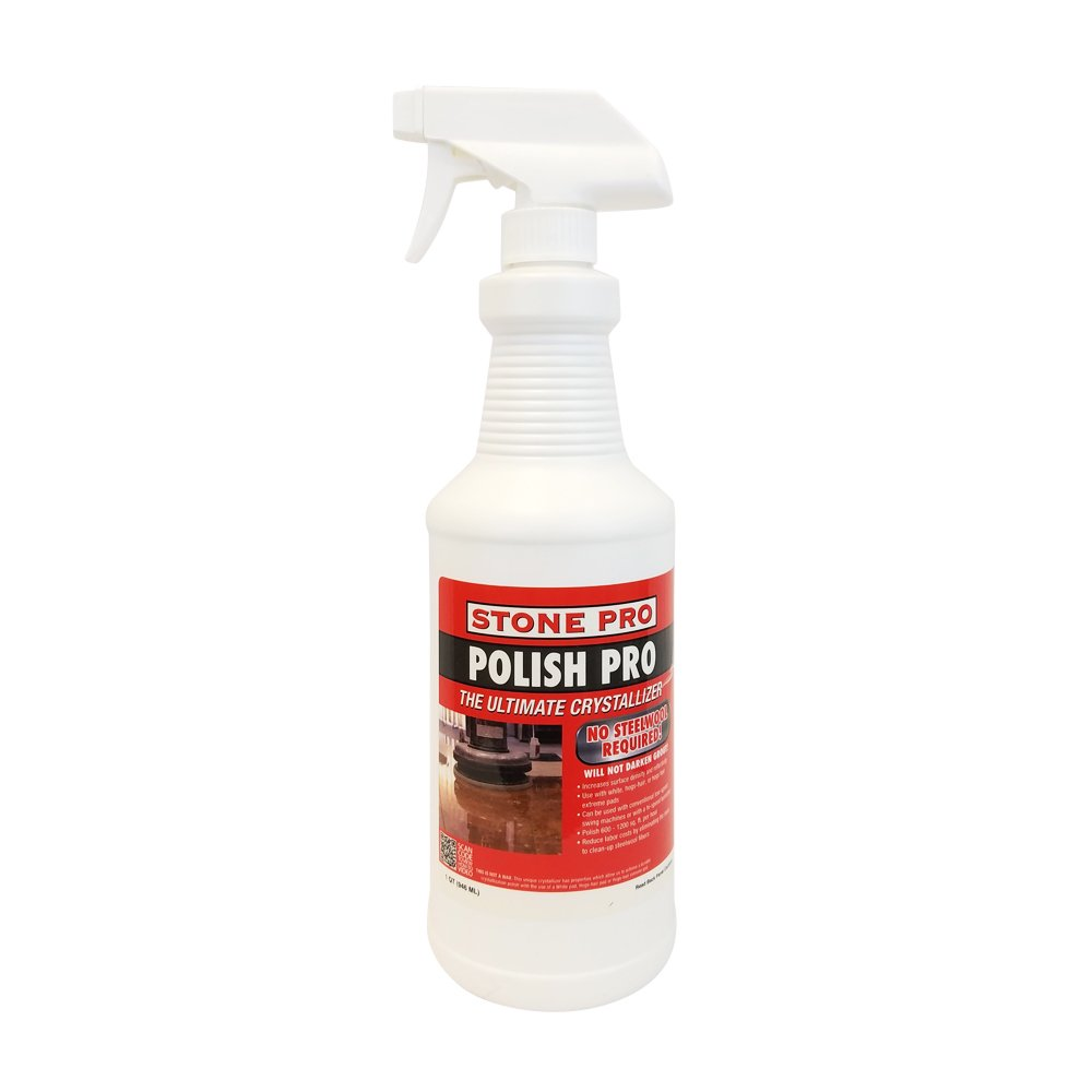 Stone Pro Polish Pro - The Ultimate Crystallizer - 1 Quart