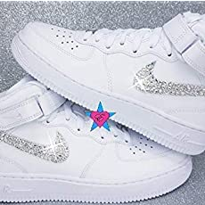 Amazon.com  Sale - Custom Rhinestone Air Force 1  1403773592