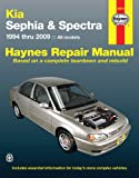 Kia Sephia & Spectra, 1994-2009 (Haynes Repair Manual)