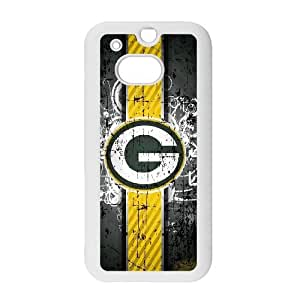 LTTcase Custom Packers Hard Case for HTC one m8