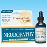 Frankincense and Myrrh Neuropathy Rubbing Oil, Health Care Stuffs