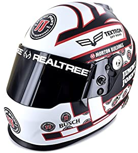 Kevin Harvick 2017 Full Size Jimmy John's Collectible NASCAR Replica Helmet