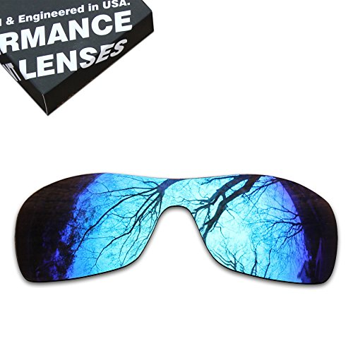 ToughAsNails Polarized Lens Replacement for Oakley Antix Sunglass - More - Antix Replacement Oakley Lenses