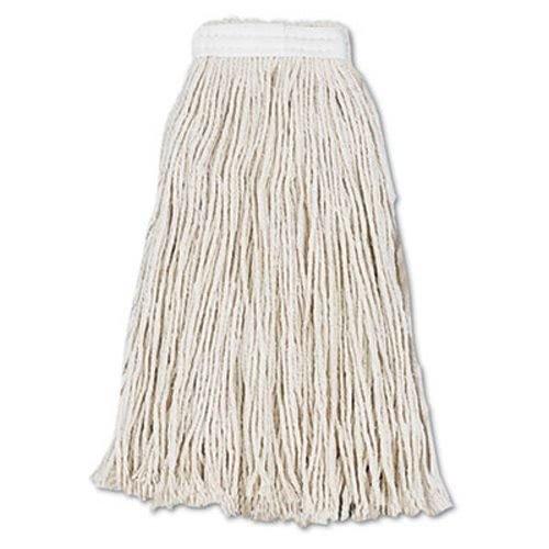 UNS2016C - Cut End Wet Mop Heads, Cotton, 16 Size, White