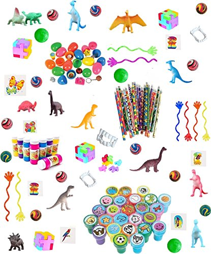Boy Favor (168 Pc Party Favor Toys For Kids - Bulk Party Favors For Boys And Girls - Awesome Toys For Goody Bags, Pinata Fillers or Prizes For Birthday Party Game)