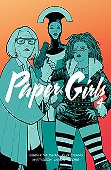 Paper Girls (Volume 4) by Brian K. Vaughan
