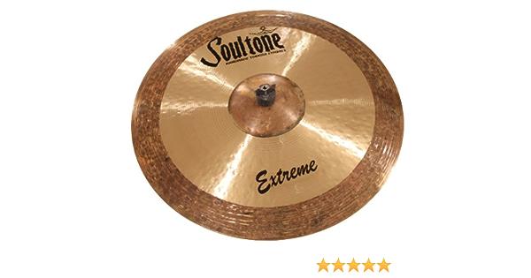 Soultone Cymbals NTR-CRR21-21 Natural Crash Ride