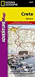 Crete [Greece] (National Geographic Adventure Map)