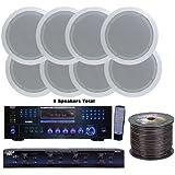 Amazon Com Boston Acoustics Ba735 Digital Speakers Sub